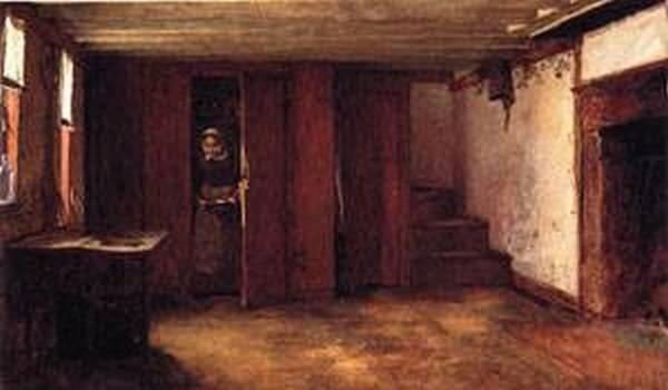 Susan Rays Kitchen Nantucket 1875